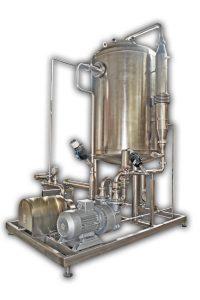 Дезодоратор молока УДЗ-25