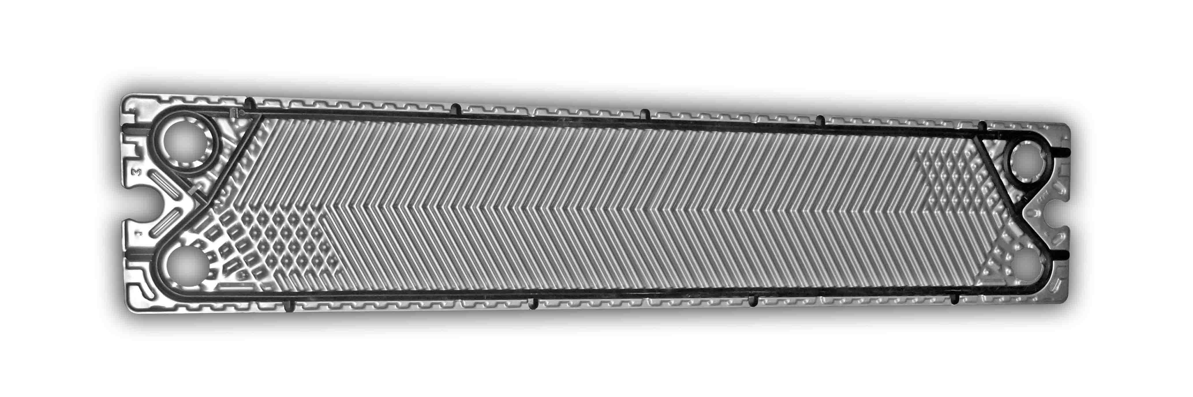 Пластина на пластинчатый теплообменник теплообменник тпр-1 свыше 50 пластин цена челябинск