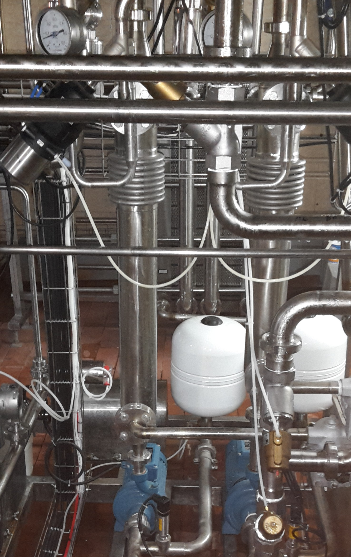 Преимущества трубчатых теплообменник Уплотнения теплообменника Этра ЭТ-130 Салават