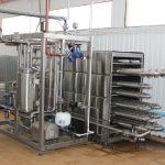 Новый молочный завод в Пензенской области