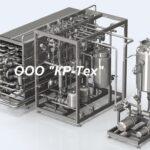 Стерилизационно-охладительная установка